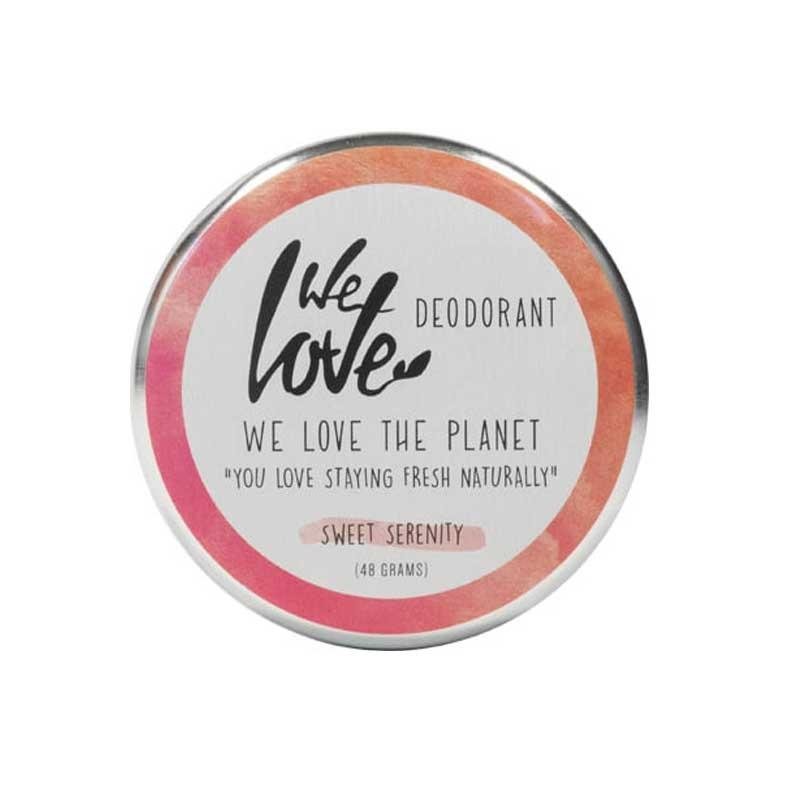 Desodorante Natural en Crema Sweet Serenity