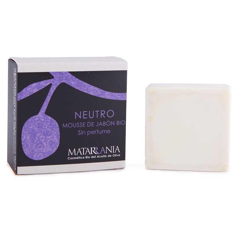 Mousse de Jabón Neutro Sin Perfume 100% BIO