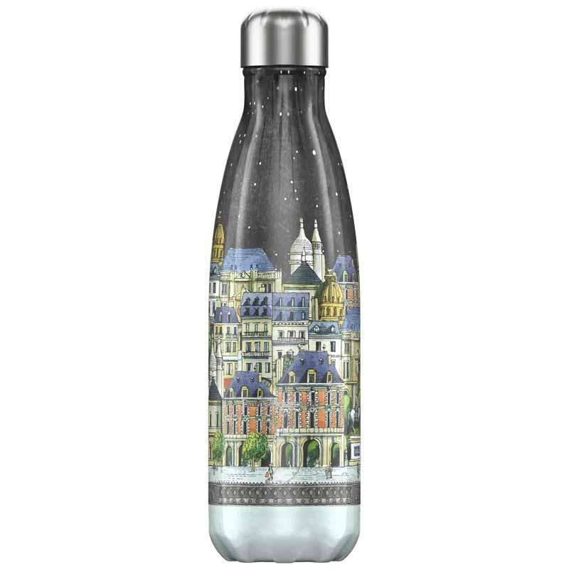 Botella de Acero Térmica Paris 500 ml