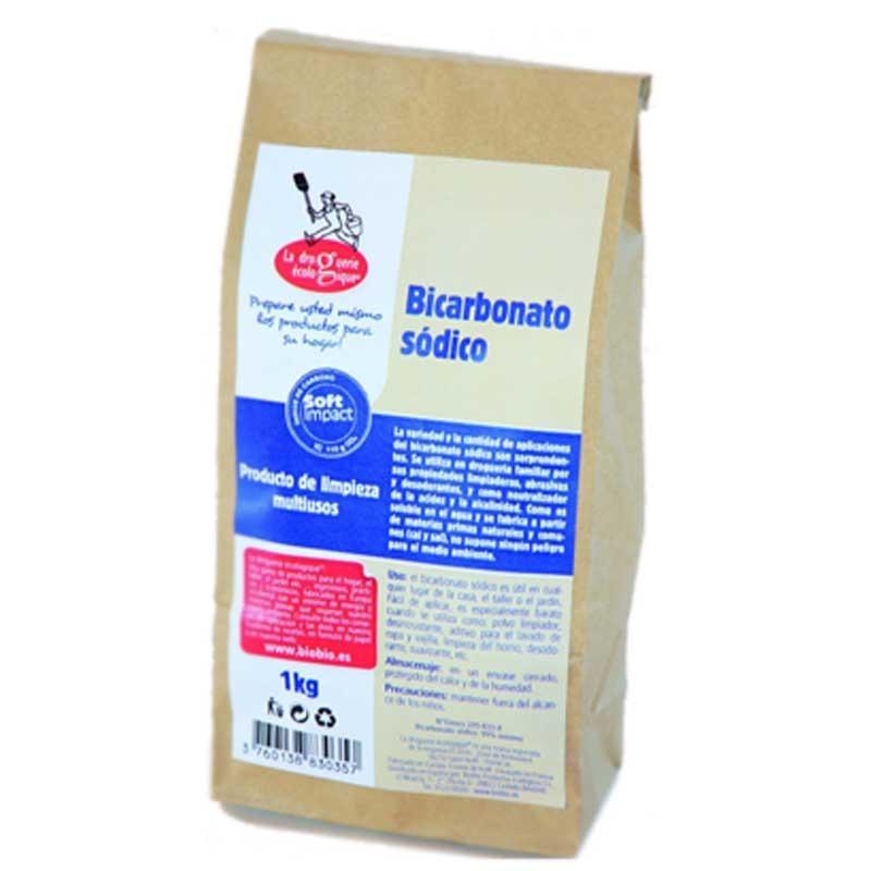 Bicarbonato Sódico Ecológico de 1Kg.