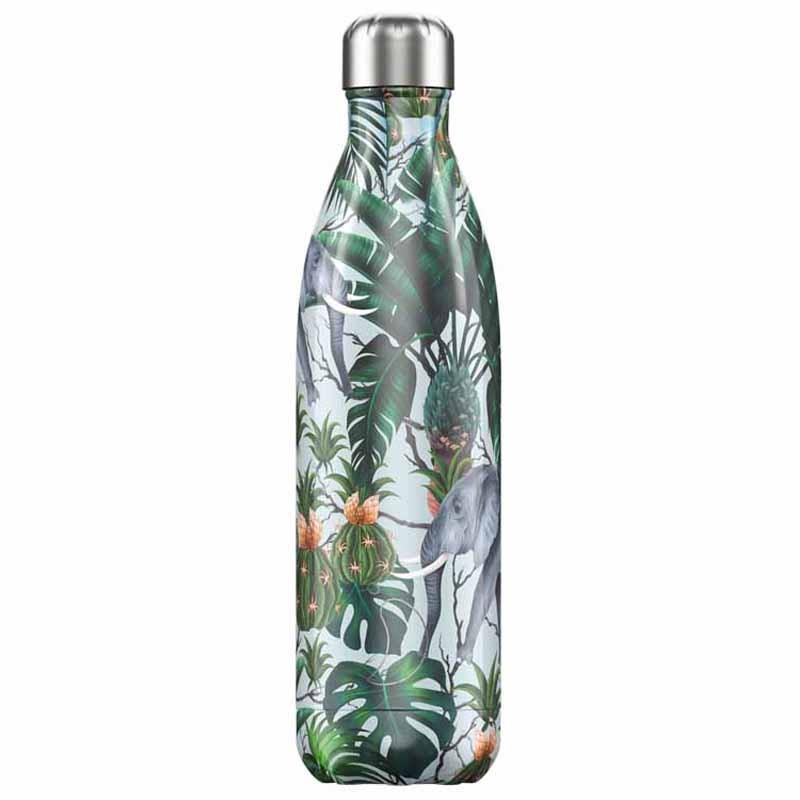 Botella de Acero Térmica  Elefantes