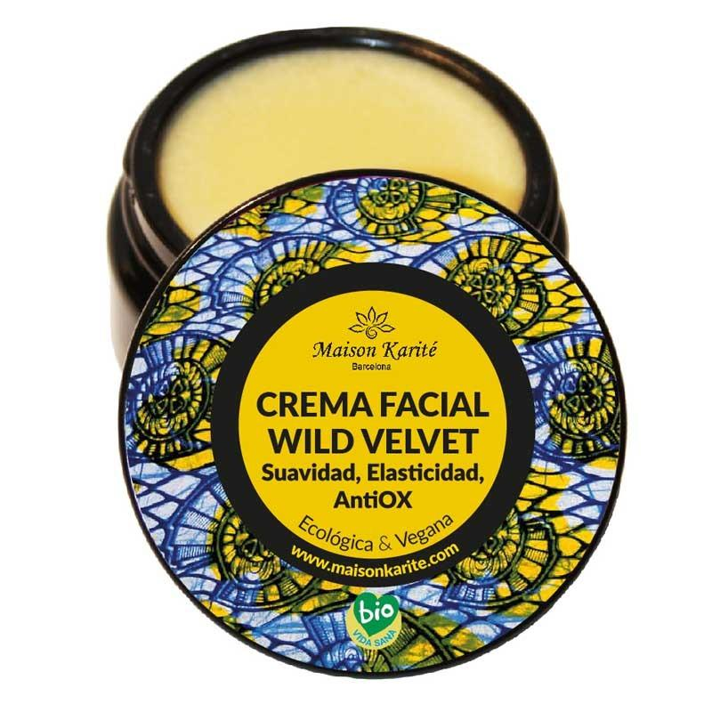 Crema Facial WildVelvet Pieles Jóvenes