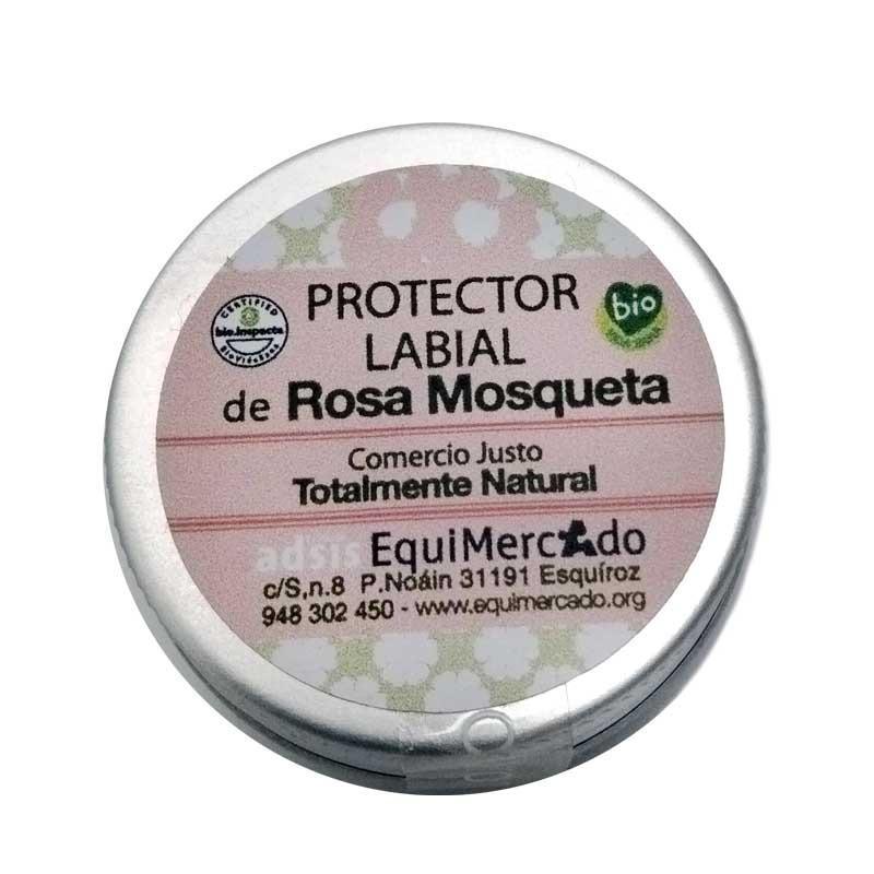 Protector Labial de Rosa Mosqueta