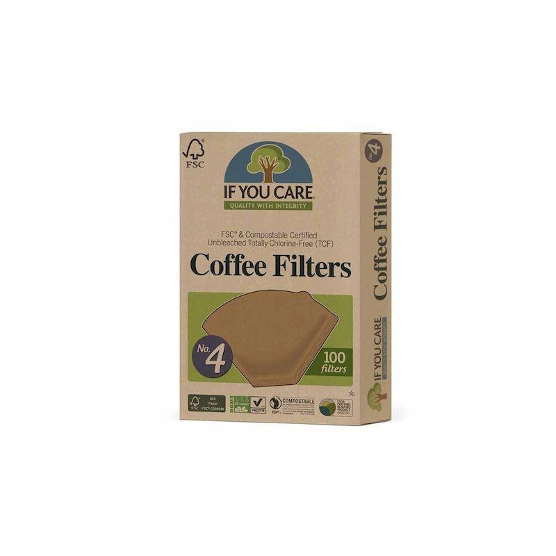 Filtros de Café Ecológicos