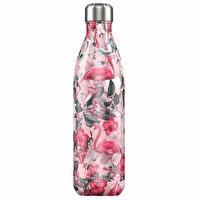 Botella de Acero Térmica Flamingo