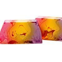 Jabón de Glicerina Natural Freesia
