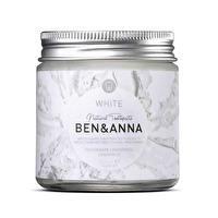 Pasta de Dientes Natural Blanca