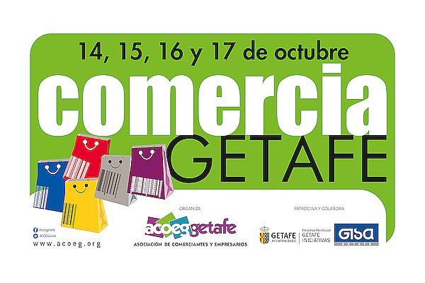 ¡Vuelve la Feria Comercia a Getafe!